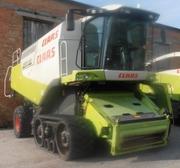 Продаем уборочный комбайн CLAAS LEXION 600 Terra-Trac,  2008 г.в.