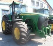 Продаем колесный трактор JOHN DEERE 8520,  2005 г.в.