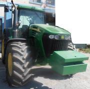 Продаем колесный трактор JOHN DEERE 7920,  2006 г.в.
