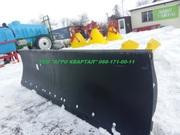 Продам отвал для снега гидравлический