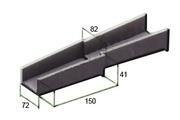 Продам металлическую форму лотка ЛБ-7