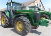 Продаем колесный трактор JOHN DEERE 8310,  2002 г.в.