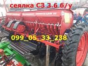 сеялка СЗ 3.6 бу продажа СЗ Днепр бу зерновая на фото
