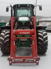 Продаем колесный трактор JOHN DEERE 6920S PREMIUM,  с ковшом, 2004 г.в.