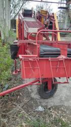 Продаем линию сортировки картофеля Л-701 Лидсельмаш,  2009 г.в.