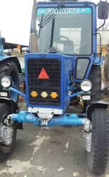 Продаем колесный трактор МТЗ 82 Беларус,  1997 г.в.