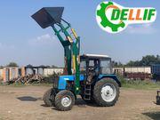 Погрузчик на трактор МТЗ ЮМЗ Т40 - Деллиф Лайт 1200