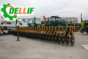 Ротационная борона Деллиф Белла 6 м 29 рабочих органов