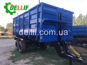Тракторный прицеп 2 ПТС-16 Деллиф